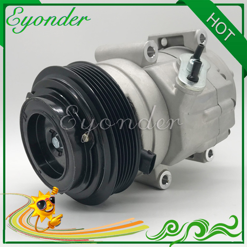 For Honda Fit 2007 2008 AC Compressor /& A//C Clutch DAC