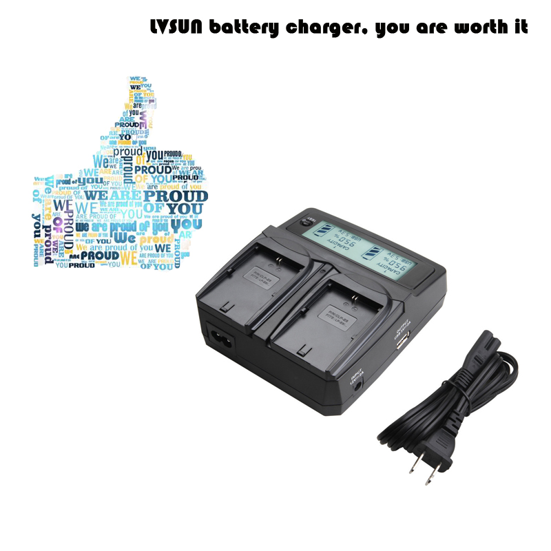 LVSUN Camera Battery LP-E10 LPE10 LP E10 Dual Car+Travel Charger For Canon EOS Rebel T3/1100D/Kiss X50 and Rebel T5/1200D lvsun universal dc & car camera battery charger for lp e12 battery for canon eos m eos 100d kiss x7 rebel sl1 lpe12 camera