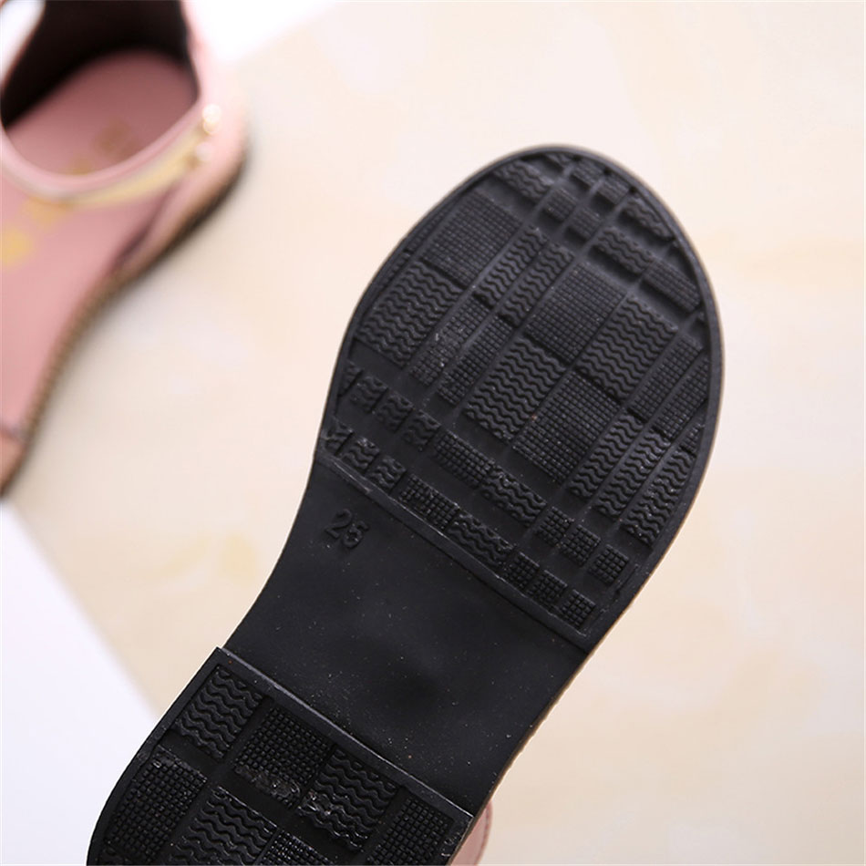MSMAX Pu Leather Children Shoes Flat Sequined Ankle Wrap Slip On Girls  Sandals Kids Summer Dress Princess Shoes Beach Sandals on Aliexpress.com  c0edd3c24c0c