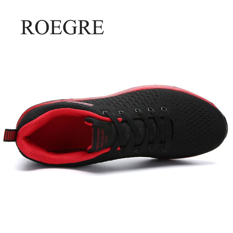 2019 New Mesh Men Casual Shoes Lac-up Men Shoes Lightweight Comfortable Breathable Walking Sneakers Tenis Feminino Zapatos 4