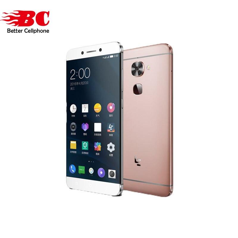 NOUVEAU LeEco LE2 PRO X620 Android6 Helio X20 MTK6797 Deca core 2.3 ghz 5.5 Rear21.0MP 4g 32g ROM D'empreintes Digitales 3000 mah Mobile Téléphone