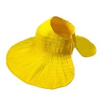 Protección UV Playa Sol sombrero vacío superior versión coreana del sol al  aire libre plegable visera 96080a33ca21