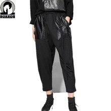 Design Calças Comprimento Costura
