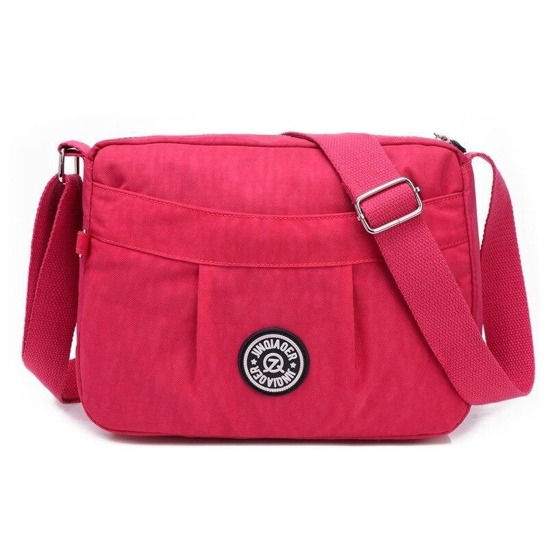Kople Brand Original Fashion Waterproof Nylon Messenger Bag For ... a1676d8c89218