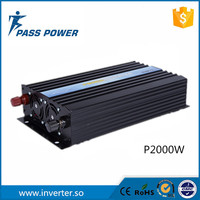2000Watt Inverter 48V 110V Pure Sine Wave Inverter One Year Warranty