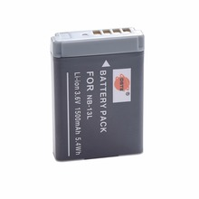 DSTE NB-13L Rechargeable Battery for Canon G7X G9X G5X G7X Mark II  G9X Mark II SX620HS SX720HS SX730HS Camera