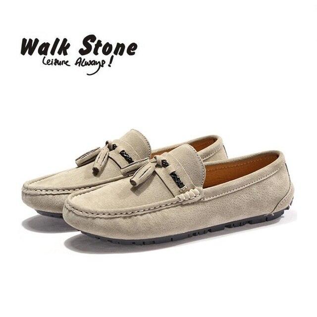 dce0ab1c Zapatos de Hombre Zapatos de Cuero Perezosos Zapatos de Cuero/Mocasines de  Primavera/Otoño