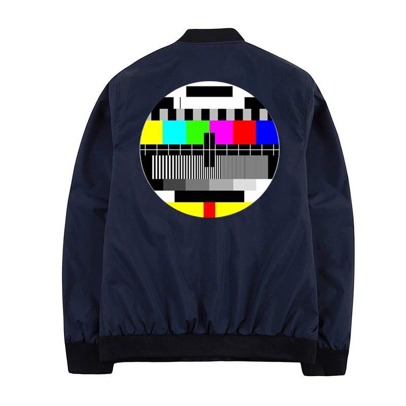 Drop shipping Mire TV show mens coats hip hop windbreaker streetwear jacket Stand Collar men clothes Plus size XS 4XL jackets