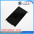 New applicable For Alcatel LCD FPC7004-1 applies to TXDT700SLP-31V2 LCD display Free shipping