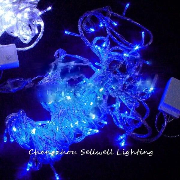 Great! led ster verlichting werf decoratie 13 m blauw ster lamp h257 ...