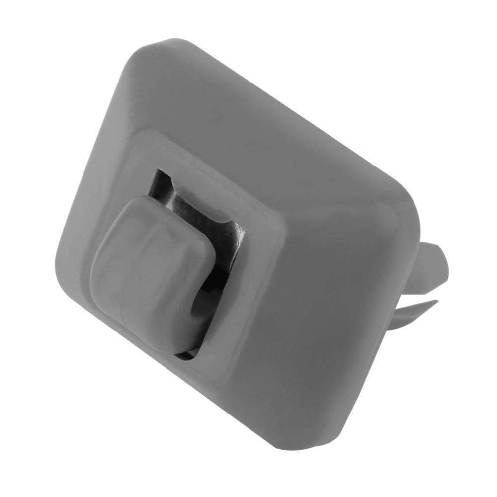 2017 durable inner sun visor hook clip bracket fixing clip perfect replacement of hook clip bracket