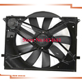 Free shipping good quality Cooling Fan Assembly for benz S Class CL S500 S430 MB3115113 2205000093