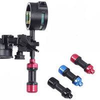 Archery Bow Sight Stabilizer Compound Bow Aiming Head Damping Reduce Vibration