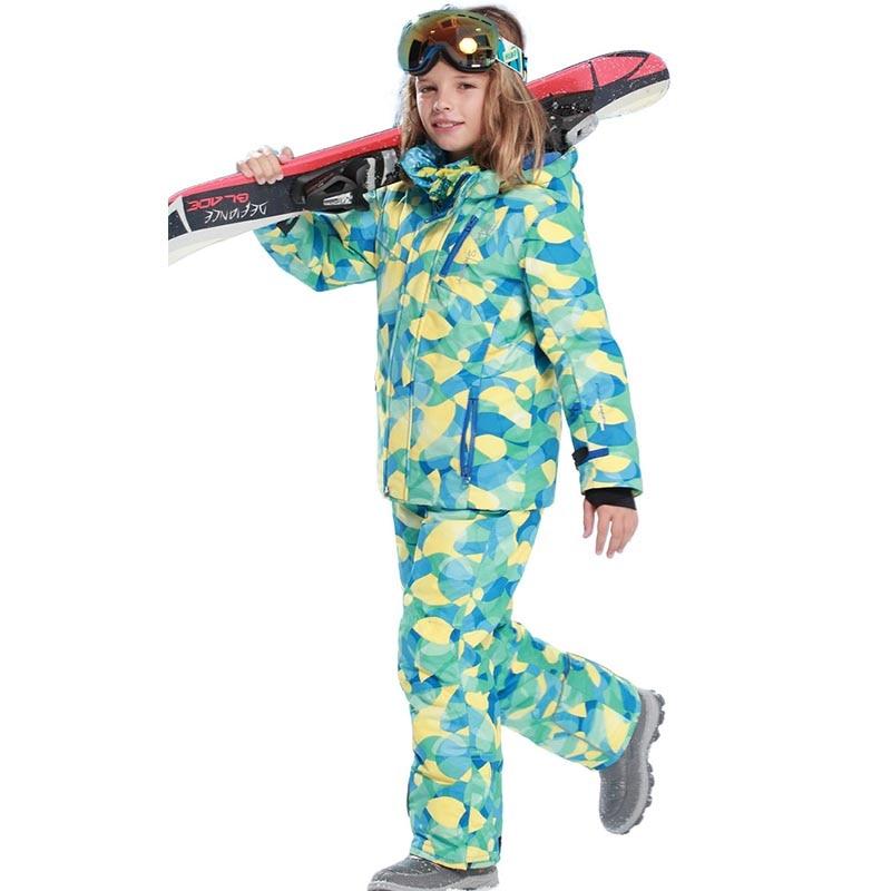 Dollplus 2019 Winter Children Sets Outerwear Warm Coat Ski Suit Kids Clothes Waterproof Windproof Sport Suits for Boys 6-16TDollplus 2019 Winter Children Sets Outerwear Warm Coat Ski Suit Kids Clothes Waterproof Windproof Sport Suits for Boys 6-16T