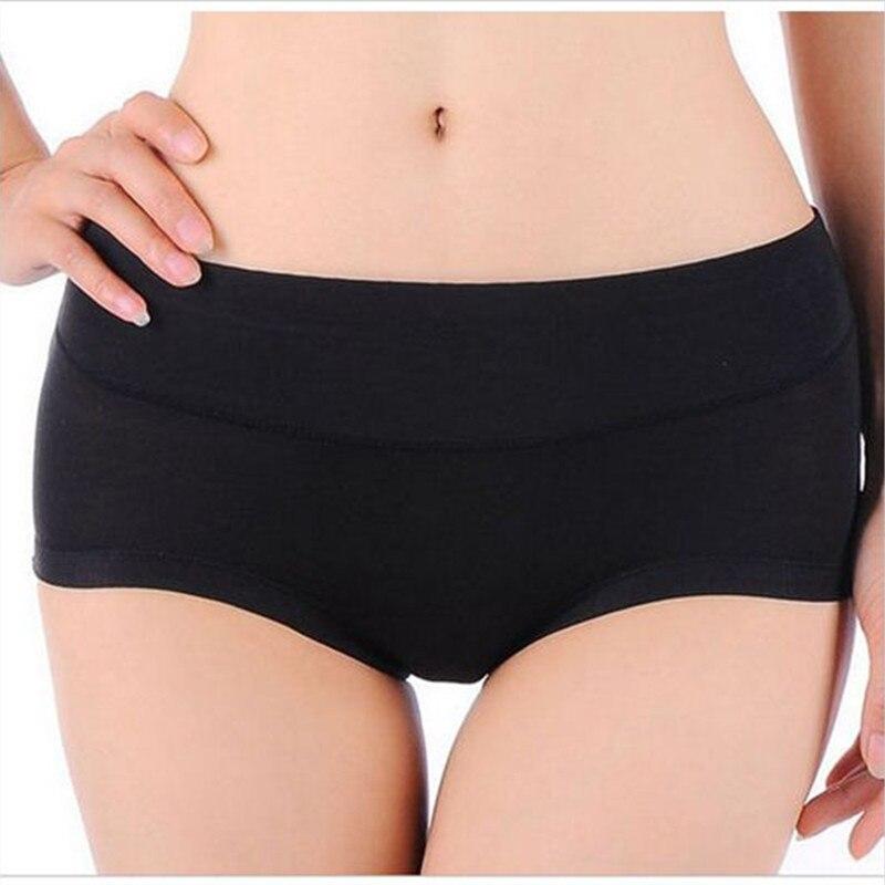 Woman In Black Panties 111