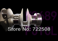 crankshaft forged billet 4340 customized for 6 cylinders turbo strong racing parts engine free shipping quality warranty