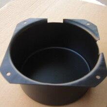 1 pièces D: 130 MM H: 65 MM couvercle de transformateur toroïdal couvercle de bouclier Anti toucher