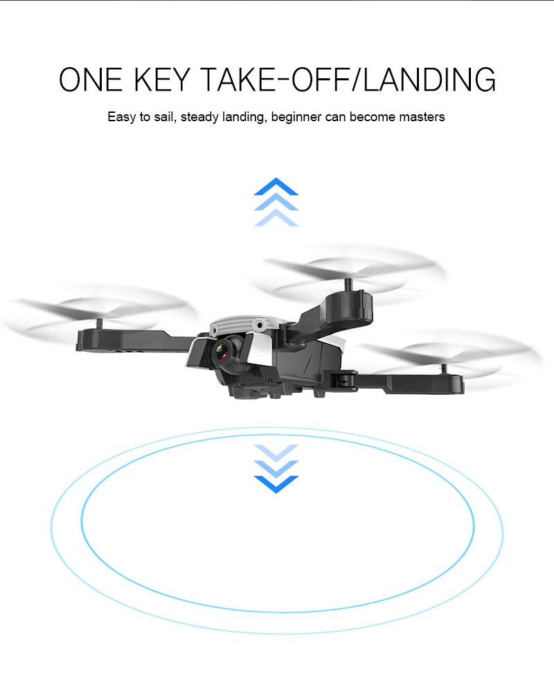 Ladybird R8 Foldable Drone One-Key Take-Off Landing