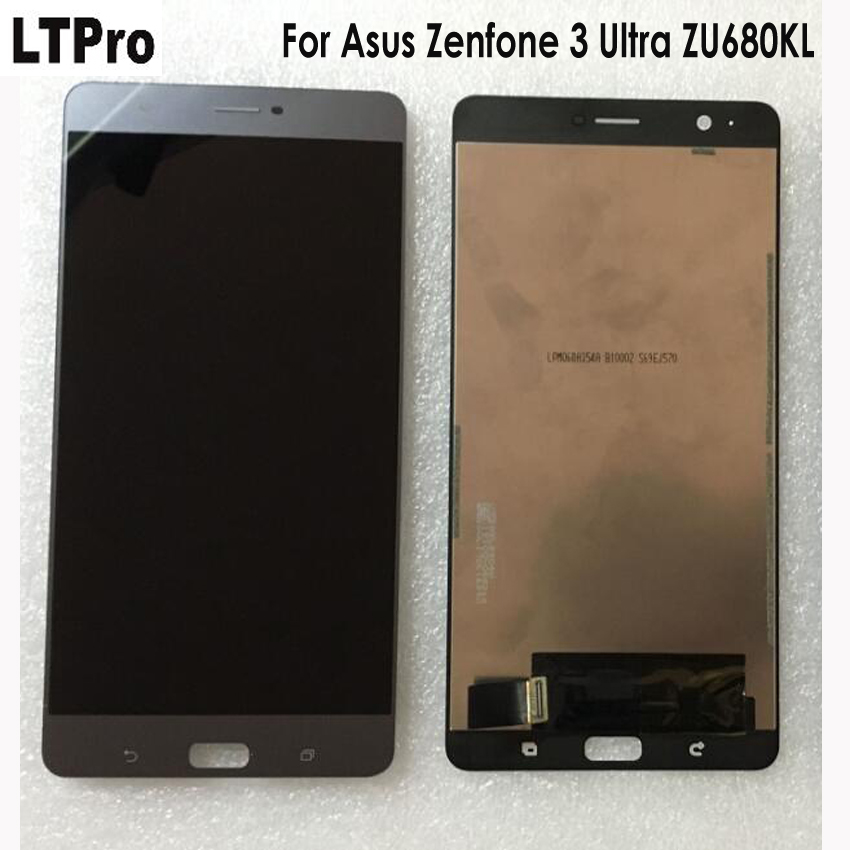100% Warranty Tetsed For 6.8 Asus ZenFone 3 Ultra ZU680KL Full LCD Display Touch Screen Digitizer Assembly Replacement Parts100% Warranty Tetsed For 6.8 Asus ZenFone 3 Ultra ZU680KL Full LCD Display Touch Screen Digitizer Assembly Replacement Parts