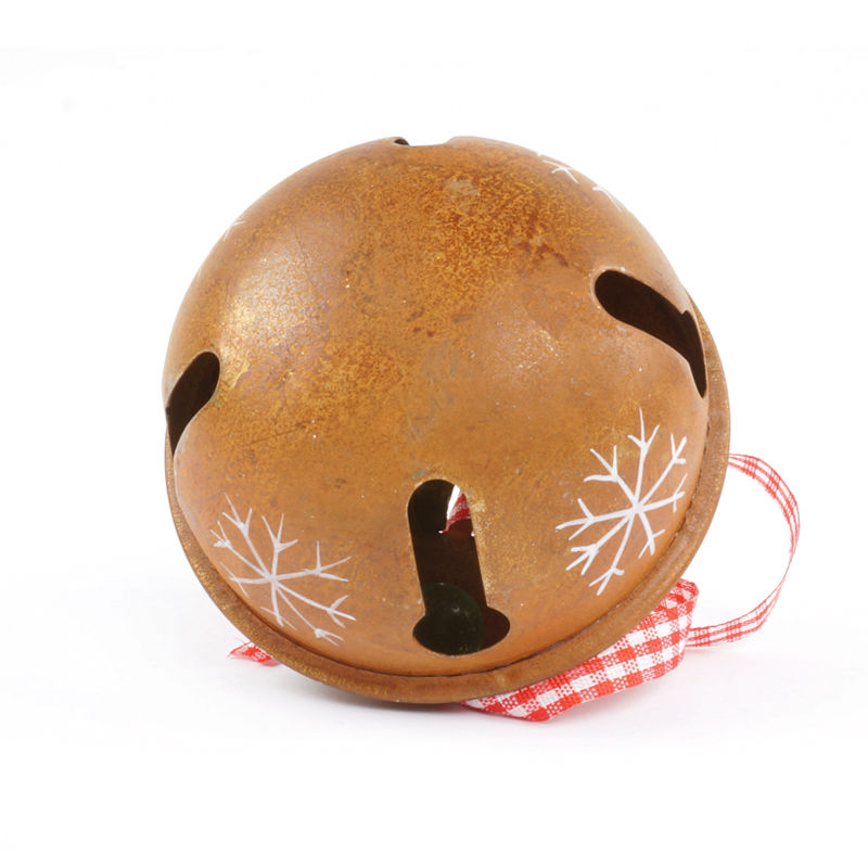Decoración de navidad para el hogar 6 unids proceso de moho campana - Para fiestas y celebraciones - foto 5