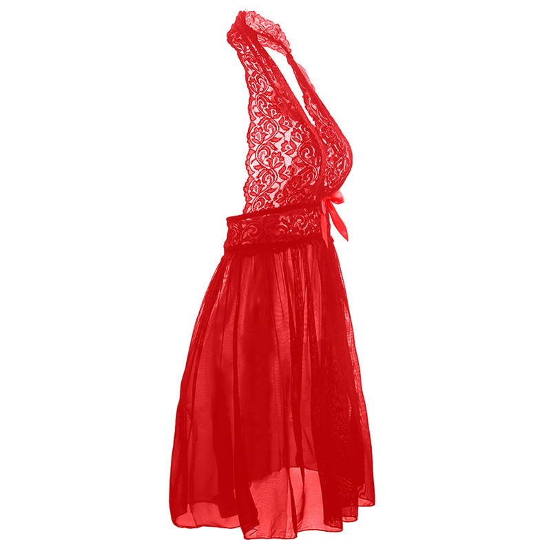 S M L XL XXL 3XL 4XL 5XL 6XL Erotic Underwear Women Plus Size Sexy Lingerie Hot Sex Babydolls Dress Transparent Porno Costumes (17)
