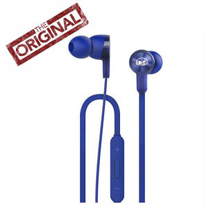 New Original Honor m onster Earphone AM15 With Mic Piston Line Control In-Ear Earbud 3.5mm In-Ear Headset