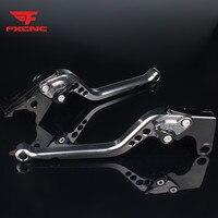 Palancas de embrague de freno de motocicleta ajustables de aluminio CNC FJ-09 FZ09 MT-09 MT09 MT 09 Tracer MT-07 MT 07 Tracer 700 2015-2018