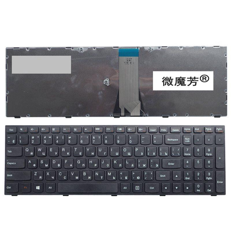 RU Black New For Lenovo G50-70 G50-45 B50 G50 G50-70AT G50-30 Z50 G50 Z50 B50 G50-70 Laptop Keyboard Russian