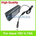 19 В 4.74A 90 Вт ac адаптер питания для ноутбука зарядное устройство для ASUS G51Vx K50 K50A K50AB K50AD K50AE K50AF K50CK50E K50I K50ID K50IE K50IJ