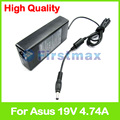 19 v 4.74a 90 w laptop ac power adapter carregador para asus g51vx K50 K50AB K50AD K50AE K50AF K50A K50I K50ID K50IE K50IJ K50CK50E