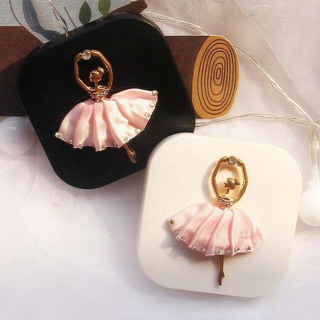 Милое дело контактные линзы Travel Kit коробка объектив с зеркало очешник для Для женщин Контактные линзы Box Оптические стёкла контейнер