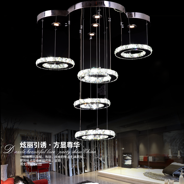 Free shipping Modern LED crystal ceiling lights, Living room/Bedroom ceiling lamp PL310 d250mm crystal ceiling lamp bed room ceiling lights top crystal ball k9 crystal modern ceiling lights free shipping
