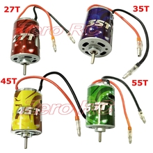 1/10 CROSS RC 540 Brush Electric Motor With Line 27T 35T 45T 55T For Scx10 RC4 Crawler RC