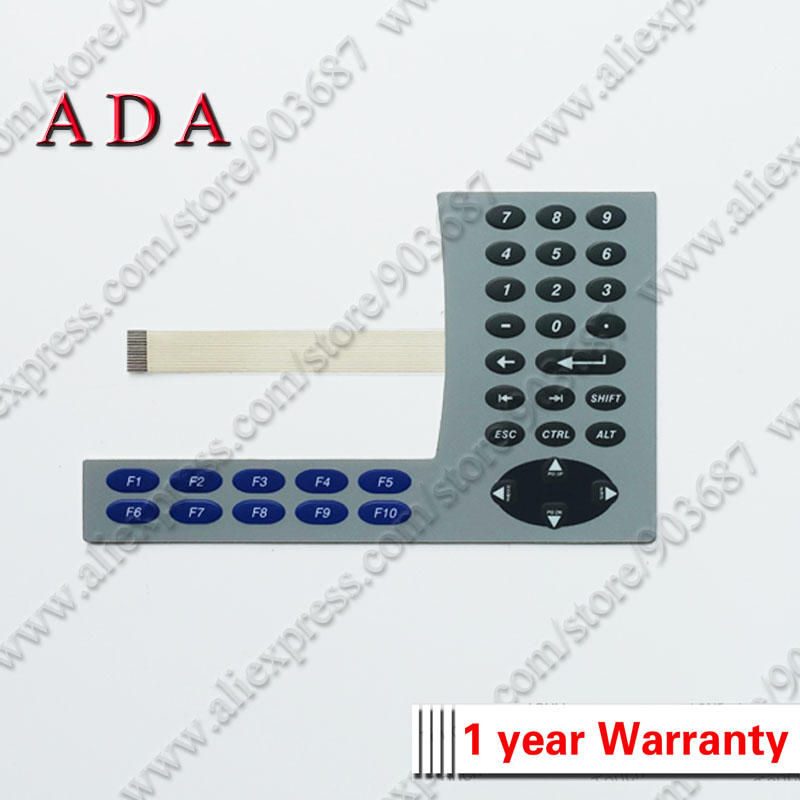 Membrane Keypad Switch for Allen Bradley Panelview Plus 600 2711P B6C8D 2711P B6M20A 2711P B6C5D 2711P