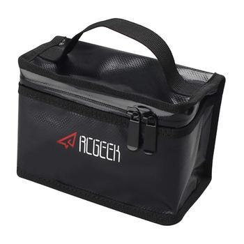 Funda a prueba de fuego bolsa de batería para DJI Phantom 4 Pro caja de seguridad a prueba de explosiones Mavic 2 Mavic Pro bolsa de seguridad Lipo de aire batería