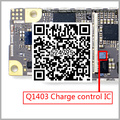 2pcs/lot For iPhone 6 6+ Plus Q1403 9 pin glass ic chip USB Data Charging Charger Power Control IC Chip