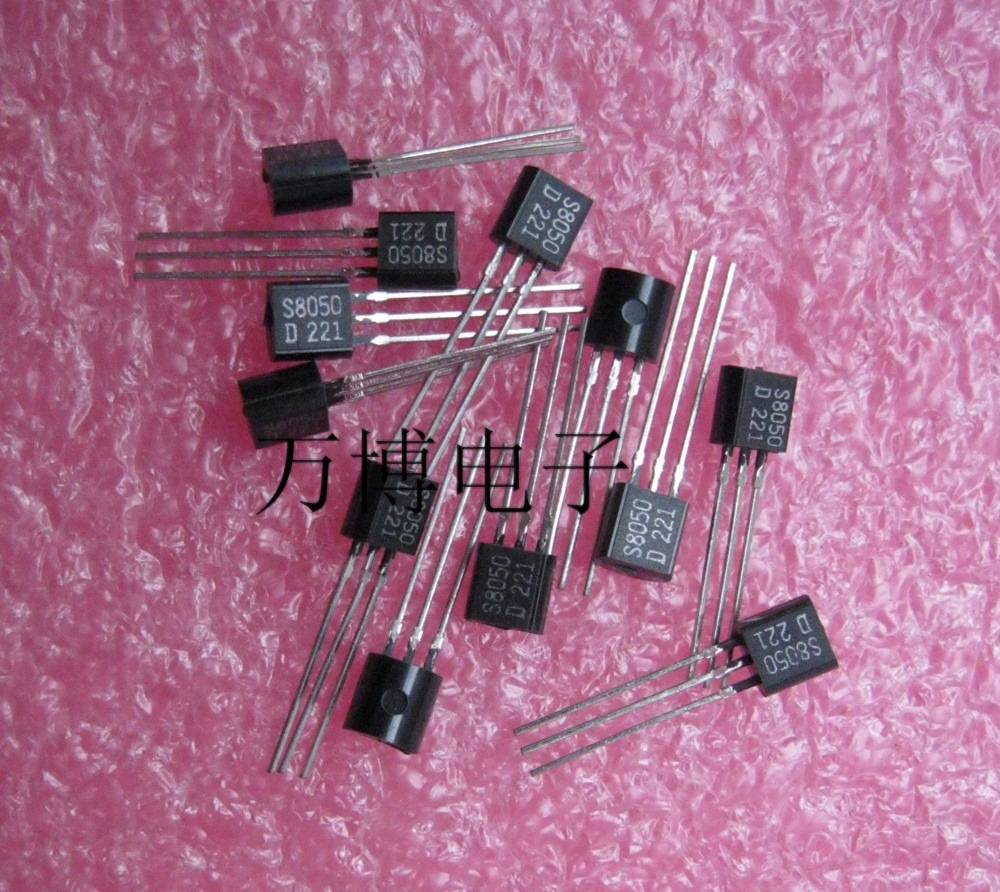 30pcs SKS S8050 8050 TRANSISTOR SOUTH KOREA SEMICONDUCTOR Audio electronics free shipping