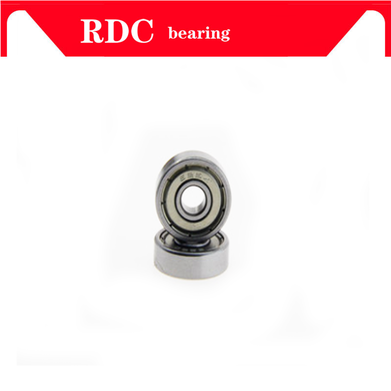10pcs/Lot ABEC-5 L-1480ZZ <font><b>MR148ZZ</b></font> MR148Z MR148-2Z MR148 ZZ 8x14x4 mm Metal seal Miniature High quality Deep Groove Ball Bearing image