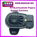 GENUINE TPS SENSOR  oem MD628186 MD628227  Throttle Position Sensor FOR  Mitsubishi Pajero Galant Carisma