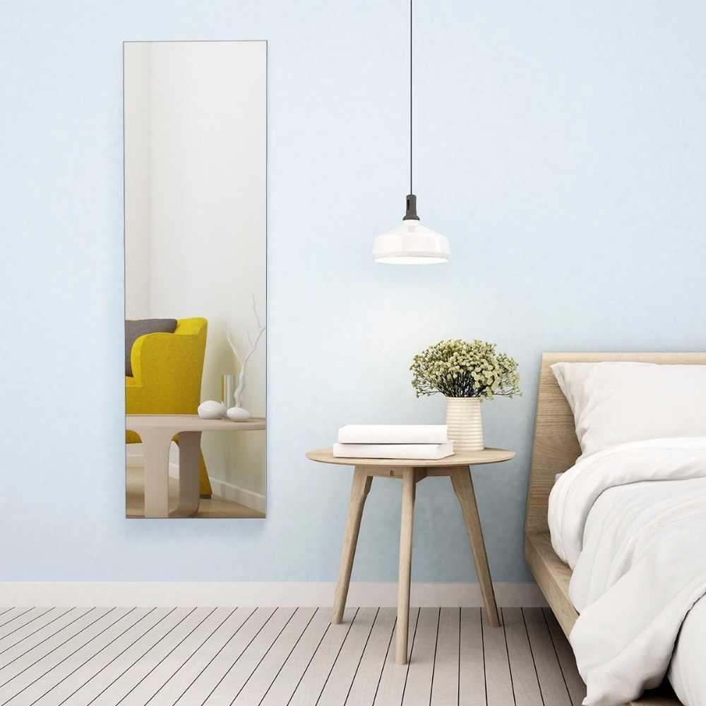Giantex Armoire De Rangement A Bijoux Miroir Organiseur Mural Et Porte Avec Lumieres Et Tiroirs Meubles De Maison Hw59104 Aliexpress