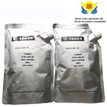 JIANYINGCHEN Compatible for Ricoh SP1000 SP811 (2 bags/lot) 500g per bag black refill Toner Powder(China)