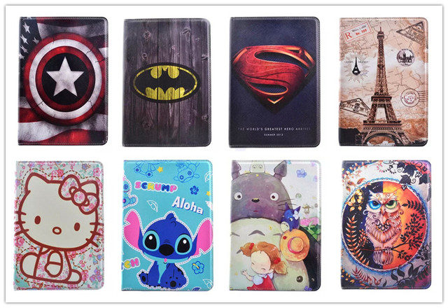 Leather Stand Case smart Cover For Samsung Galaxy Tab 4 10.1 T530 T531 T535
