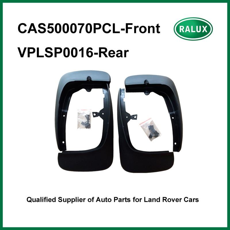 Pair Range Rover Sport New Genuine Front Mudflaps CAS500070PCL