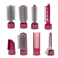 Professional Hair Styling Tools Electric Hair Curler Dryer Roller 8 In 1 Multifunction Blow Hair Dryer