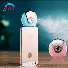 Portable Creative USB Mini Ultrasonic Humidifier For iPhone & Andrews Mini Aroma Diffuser Aromatherapy Mist Maker Fogger