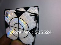 NEW 100PCS Total Station Reflector Total Station reflective 40-40mm