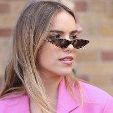 New Sexy Small Cat Eye Sunglasses 2018 Water drops Sun Shades Chic Lady Sunnies Eyewear Brand Designer Sun Glasses Women UV400