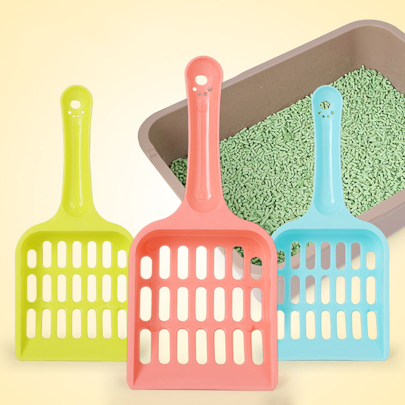 Cat Litter Scoop Durable ABS Plastic Litter Scooper Sifter Spacing For Efficient And Most Effective Cat Litter Box Pan Cleaning