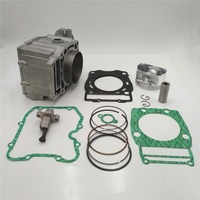 KUOQIAN 92MM 23MM 500CC Cylinder Bore Piston Ring Pin Gasket Kit For Kazuma XinYang 500 ATV UTV Engine Parts