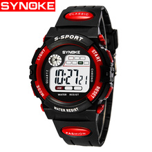 Children Clock Digital Sport Watches 2018 Kids Watches For Boys Girls LED Electronic Wrist Watches Waterproof Relogio Masculino relogio masculino 2018 honhx boys sports clock children digital led watches kids life waterproof rubber silicone wrist watch ju